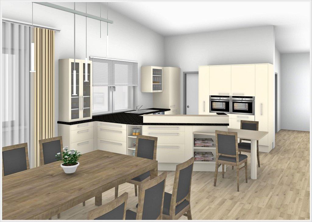 Küchen und Esszimmer - CreativPlan: AutoCAD 3D Raumplanung
